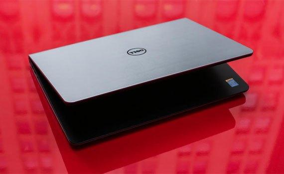 Máy tính xách tay Dell Inspiron 5458 thiết kế cứng cáp, nhỏ gọn