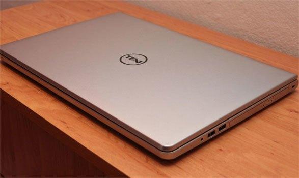 Máy tính xách tay Dell Inspiron 5558 thiết kế cứng cáp, nhỏ gọn