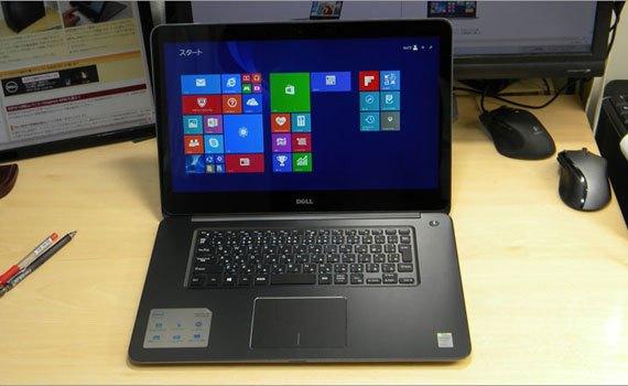 Máy tính xách tay Dell Inspiron 7548 trang bị màn hình LED 15.6 inches