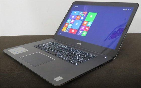 Máy tính xách tay Dell Inspiron 7548 thiết kế mỏng, sang trọng