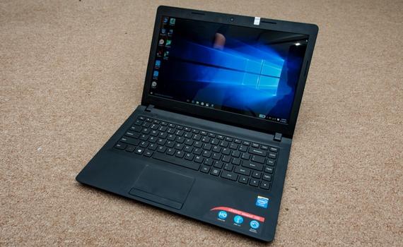 Máy tính xách tay Lenovo Ideapad 300 trang bị màn hình 14 inches