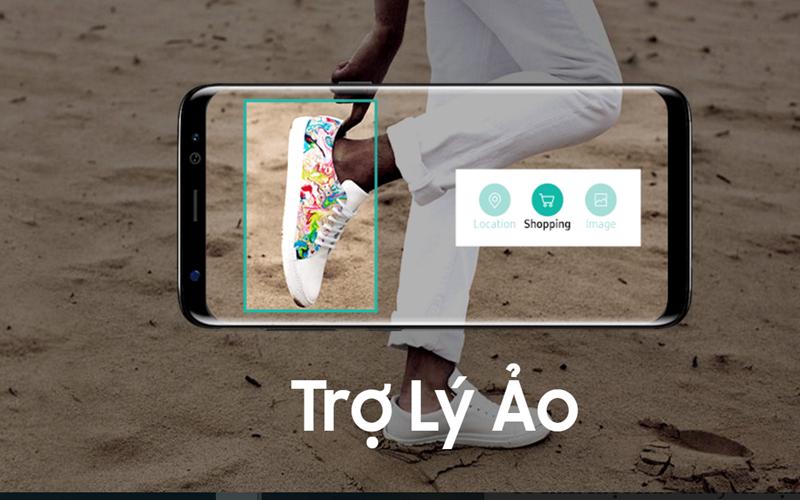 Những tính năng shopping, tìm kiếm bất ngờ trên Galaxy S8