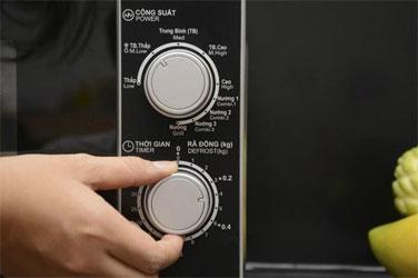 Lò vi sóng Sharp R-G222VN-S đang giảm giá, khuyến mãi