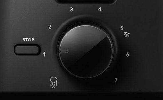 Lò nướng Philips HD4825 có công suất 800W