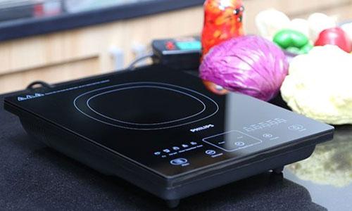 Bếp điện từ Philips HD4911 giảm giá tại nguyenkim.com