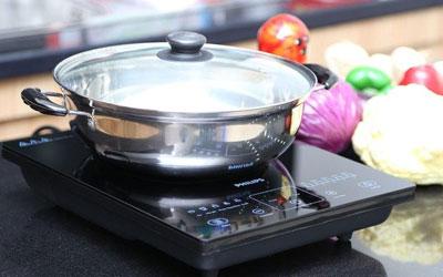 Bếp điện từ Philips HD4911 giá tốt tại nguyenkim.com