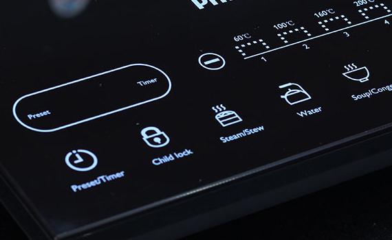 Bếp điện từ loại nào tốt? Bếp điện từ Philips HD4932