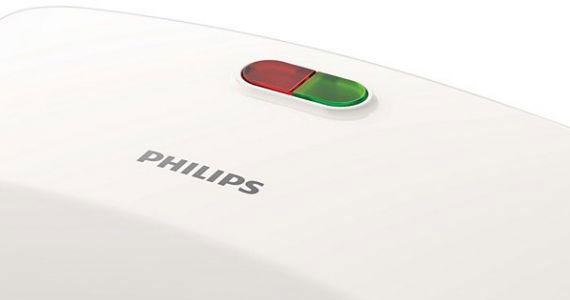 Lò nướng Philips HD2393-02 có đèn báo thông minh