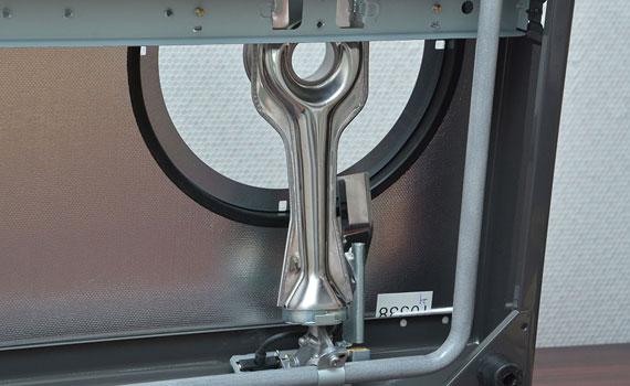 Bếp gas Rinnai RV-6Double Glass (L) có hệ thống đánh lửa Magneto