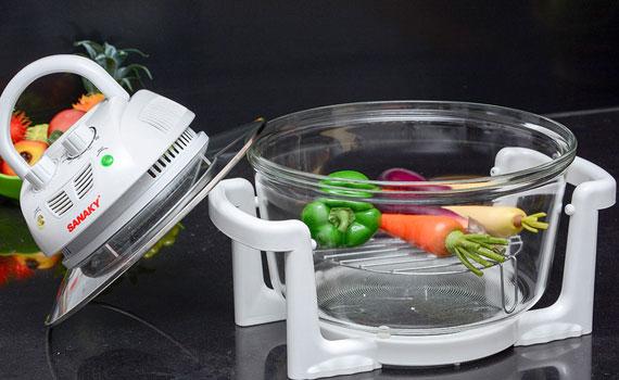 Lò nướng Sanaky VH-158 giảm giá tại nguyenkim.com