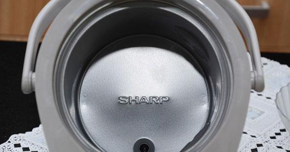 Bình thủy điện Sharp KP-20BTV bằng thép không gỉ