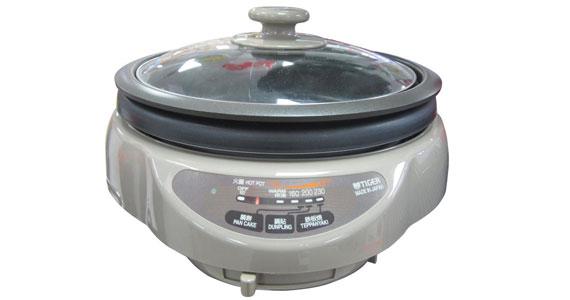 Mua lẩu điện Tiger CPK D130 5 lít, giá rẻ tại nguyenkim.com