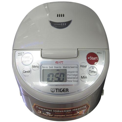 Nồi cơm điện loại nào tốt? Nồi cơm điện Tiger JKW- A18W 1.8 lít