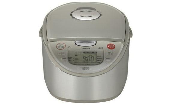 Nồi cơm điện Toshiba RC-18RH(CG)VN 1.8 lít giảm giá tại nguyenkim.com