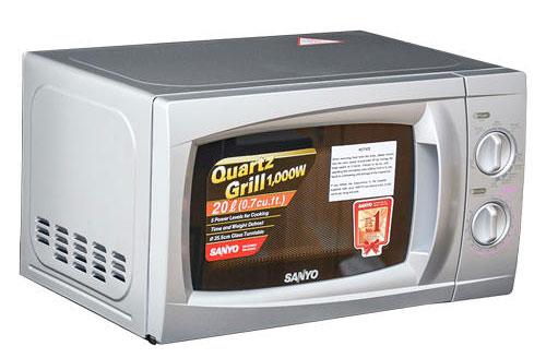 Lò vi sóng Sanyo EM-G2088V(VE3) chính hãng, giá rẻ