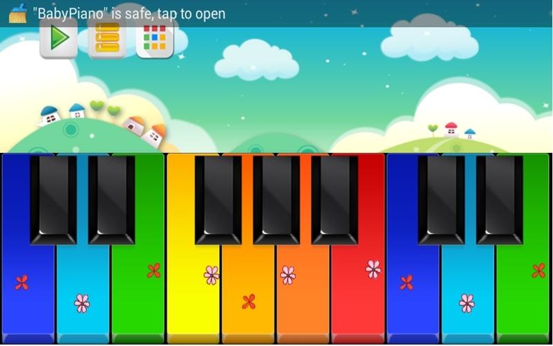 Màu sắc và âm nhạc vui nhộn con con bạn học tập thích thú hơn