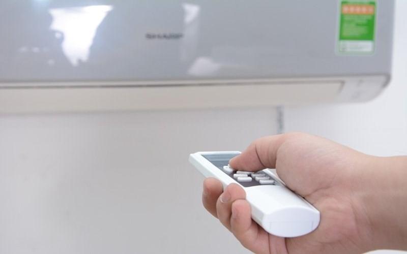 Tắt bật máy lạnh thường xuyên làm tiêu hao năng lượng nhiều hơn