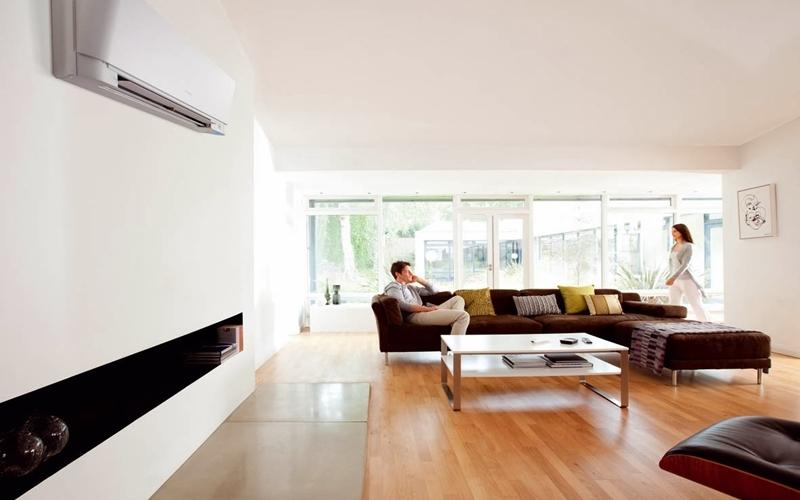 Cần lựa chọn loại máy điều hòa phù hợp với không gian nhà bạn