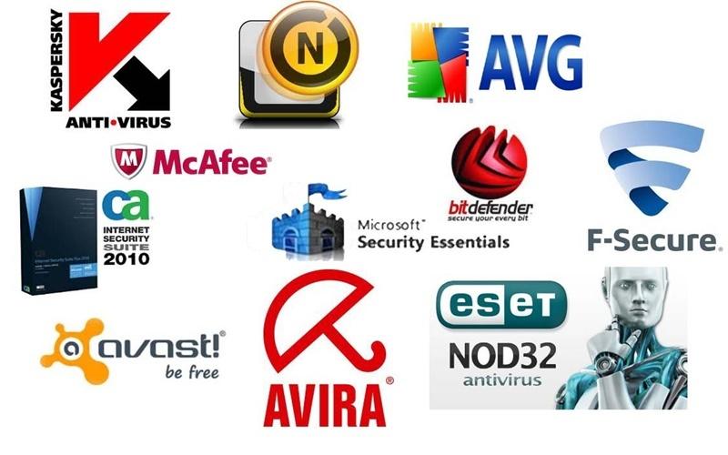 Bạn nên cài đặt các phần mềm diệt virut để an toàn cho máy