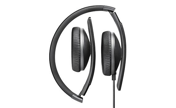 Tai nghe Sennheiser HD 2.30I màu đen tận hưởng âm nhạc say mê