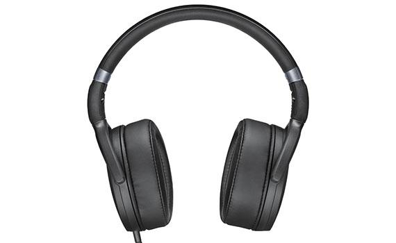 Tai nghe Sennheiser HD4.30G màu đen mang chất lượng âm thanh tuyệt vời