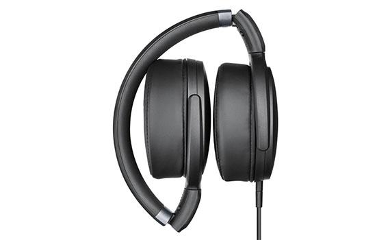 Tai nghe Sennheiser HD4.30G màu đen tận hưởng âm nhạc say mê
