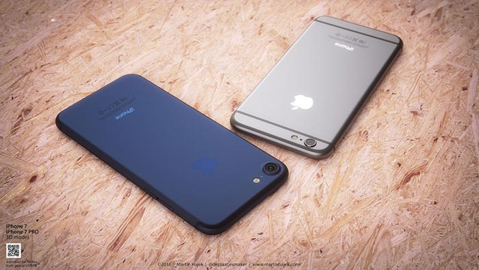 iPhone 7 demo