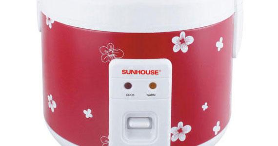 Nồi cơm điện Sunhouse