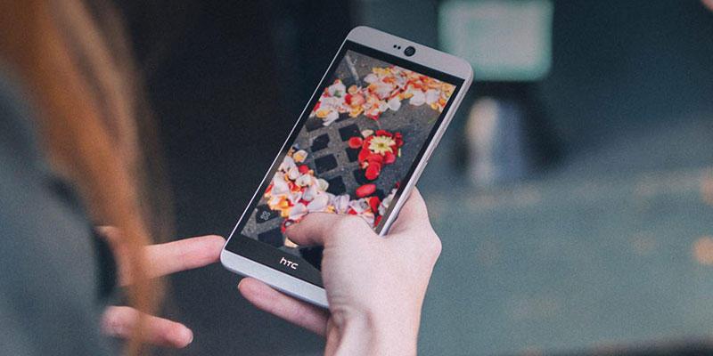 HTC Desrie 826