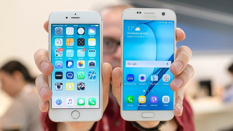 samsung vượt mặt apple ngay tại thị trường mỹ