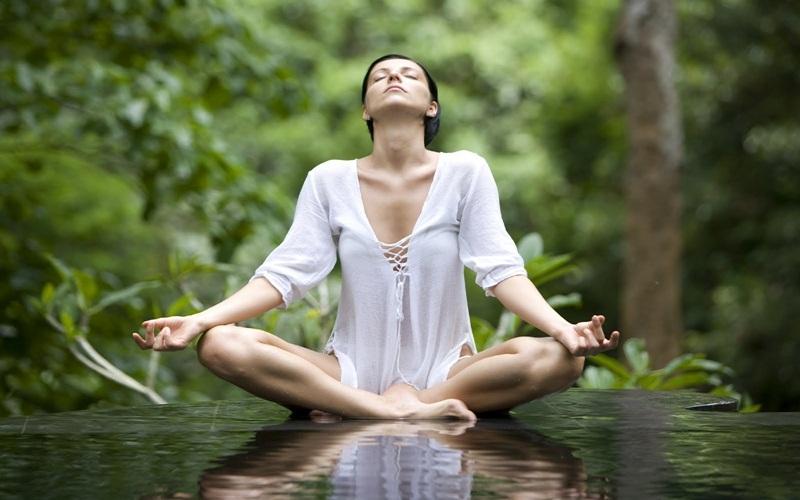 Một nơi yên tính, mát mẽ mới dành cho Yoga