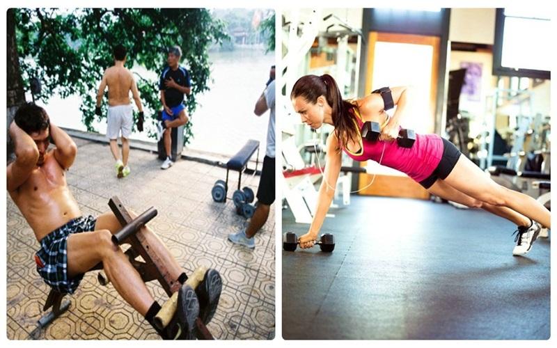 Chọn nơi tập Gym thích hợp với bạn