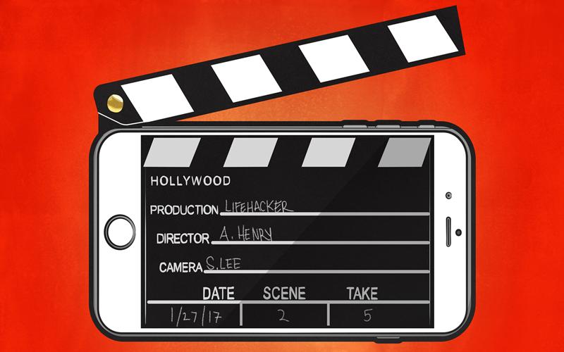 Quay video bằng smartphone chuyên nghiệp như làm phim Hollywood