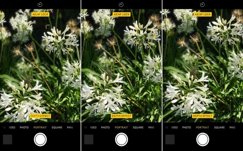 Tính năng khóa sáng giúp hình ảnh trên thiết bị luôn sắc nét