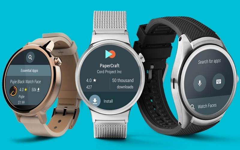Những chiếc smartphone chạy hệ điều hành Android Wear 2.0 đầu tiên