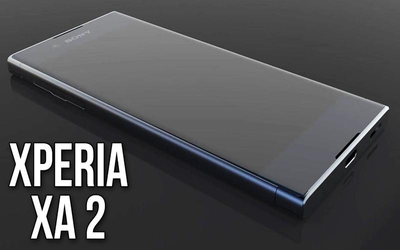 Điện thoại Sony Xperia XA 2 thiết kế tuyệt đẹp