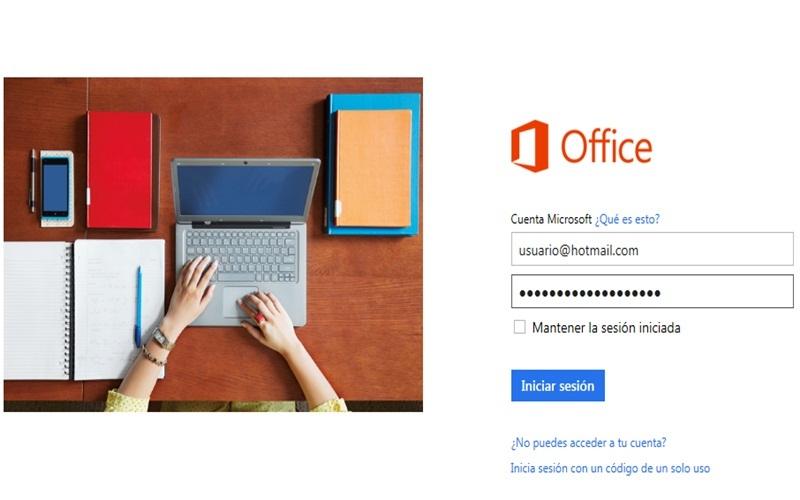 Bạn cần có tài khoản Microsoft khi muốn sử dụng bộ ứng dụng
