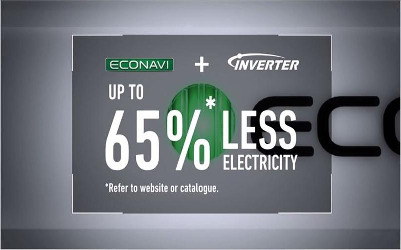 Sự kết hợp không thể hoàn hảo hơn này giúp bạn tiết kiệm đến 65% điện năng