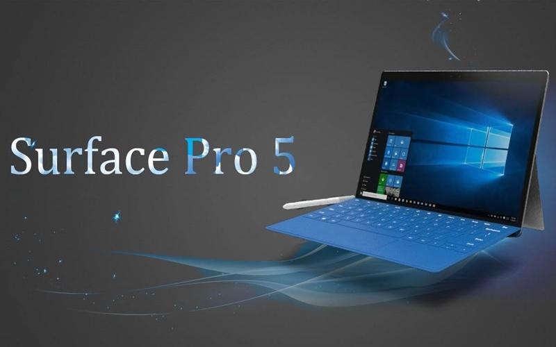 Những đồn thổi xung quanh Surface Pro 5