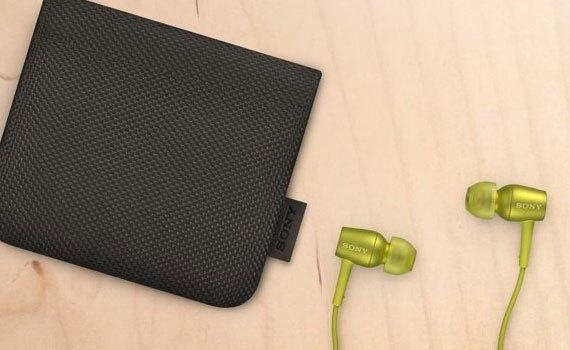 Tai nghe Sony MDREX750AP hiện đại sang trọng