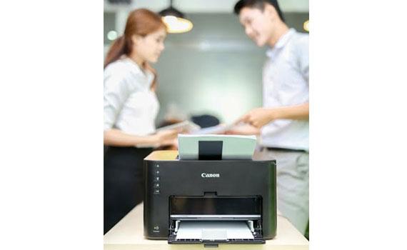 Thiết kế máy in laser Canon I-Sensys LBP151DW nhỏ gọn