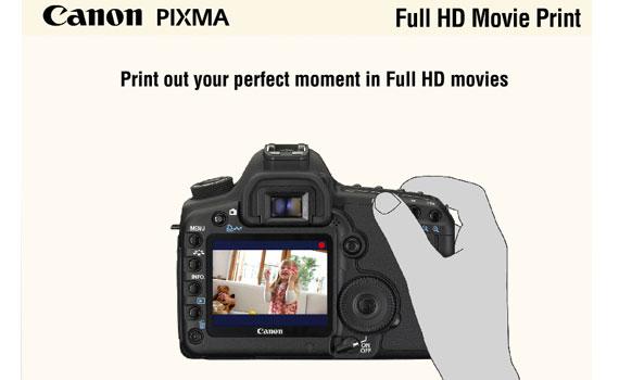 Lưu giữ hình ảnh cùng máy in phun Canon Pixma MP287