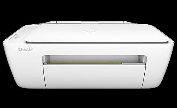 Thiết kế máy in phun HP Deskjet 2132 F5S41A nhỏ gọn