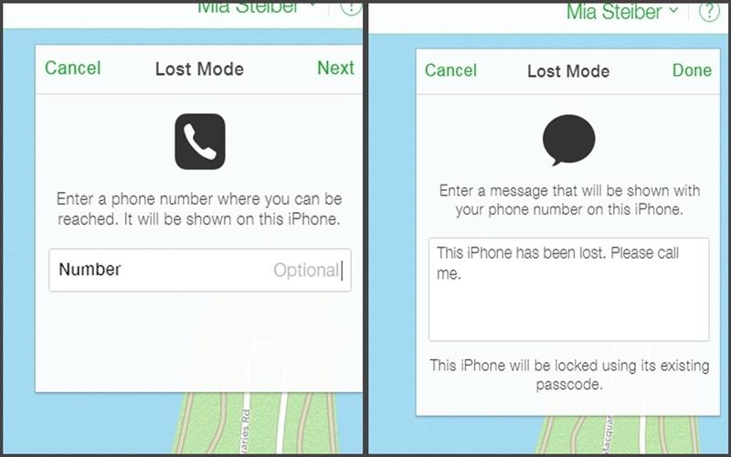 Nhập số điện thoại và tin nhắn theo yêu cầu