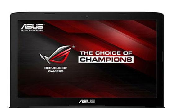Màn hình Laptop Asus GL552JX DM144D cho hình ảnh sắc nét