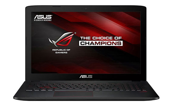 Laptop Asus GL552JX DM144D giá ưu đãi tại Nguyễn Kim