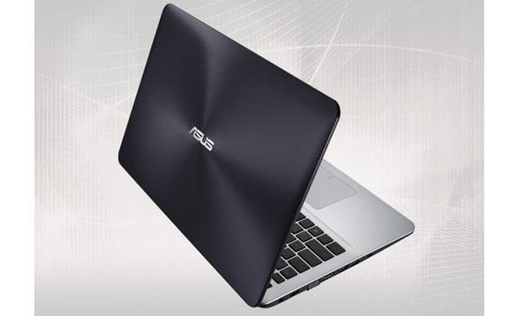 Thiết kế laptop Asus X555UA XX036D thu hút người dùng