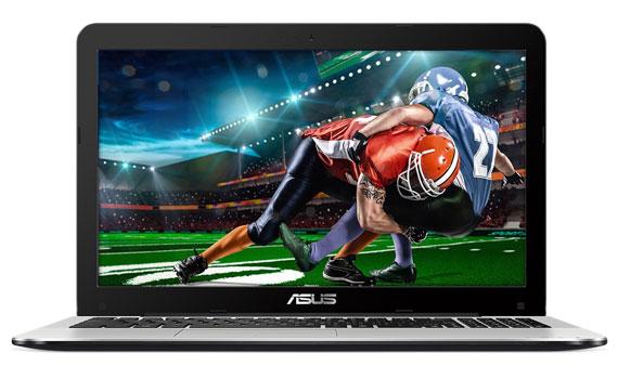 Màn hình laptop Asus X555UA XX036D cho hình ảnh sắc nét