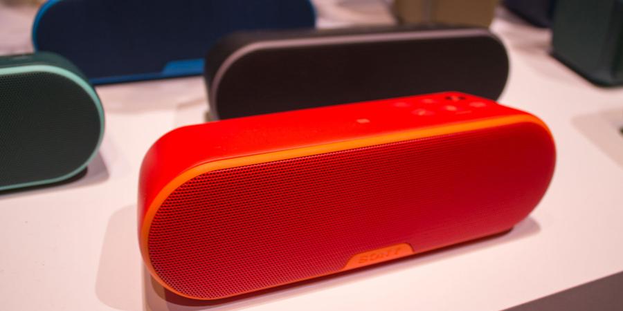 Loa không dây di động Sony SRS-XB2 đỏ có tính năng Extra Bass