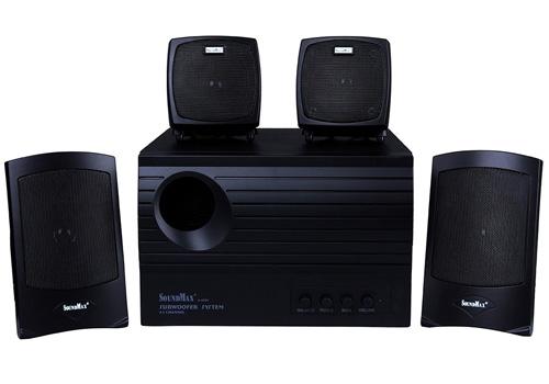 Loa vi tính Soundmax A4000 chất lượng bền bỉ, dễ sử dụng